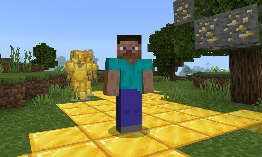 Midas Touch Function Pack - Updated! - https://mcpedl com