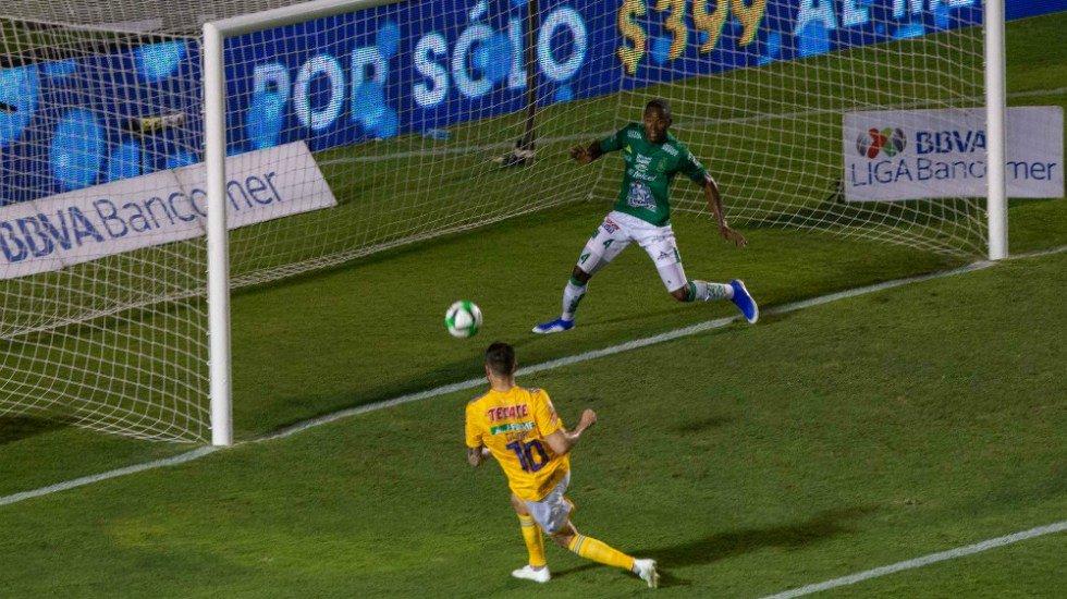 Tigres fue superior a León en la de ida de la final, sin embargo, les faltó contundencia y terminaron ganando por la mínima (VIDEO) http://bit.ly/2YM009M