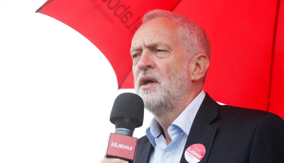 Líder da oposição no Reino Unido quer uma eleição; veja repercussão de renúncia de Theresa May https://glo.bo/2VKhD7L #G1