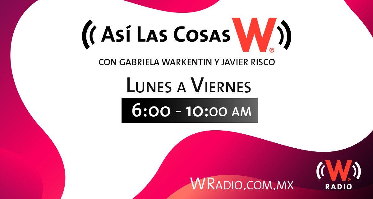 AL AIRE @asilascosasw  | Es viernes y @ZamaconaAlAire está ya en #WradioMéxico con la maestra @warkentin  Escúchanos en #AsíLasCosasW http://bit.ly/WRadioAlAire
