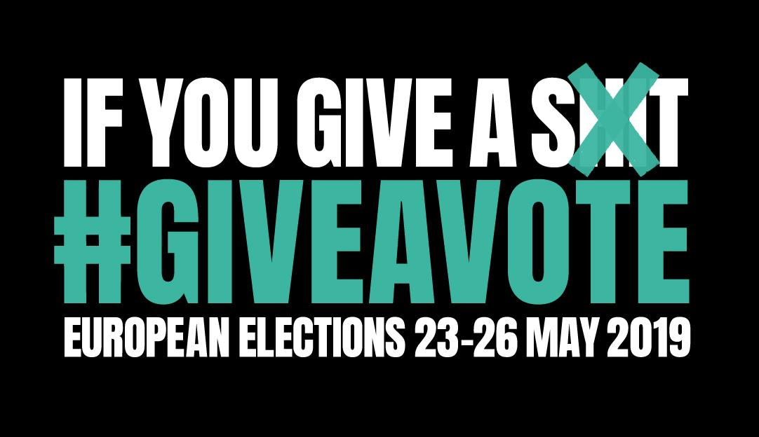 Image for the Tweet beginning: #GiveAVote 🇪🇺🗳️  In the 2014