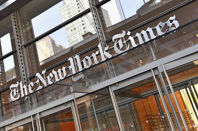 """""""Discrepamos respetuosamente"""": The New York Times le contestó al gobierno colombiano https://buff.ly/30GzBMo #PrimeraEdición"""
