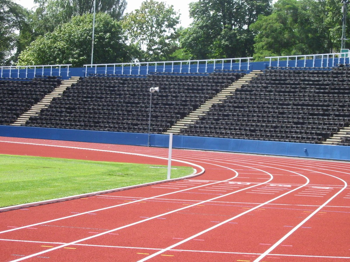 So who knows the answer???...this stadium is where??? - the clue is it was built on the same site as an old stadium that had previously hosted the #FACupFinal  #HAURATON provided the track drainage during a refresh #football #Questions #drains