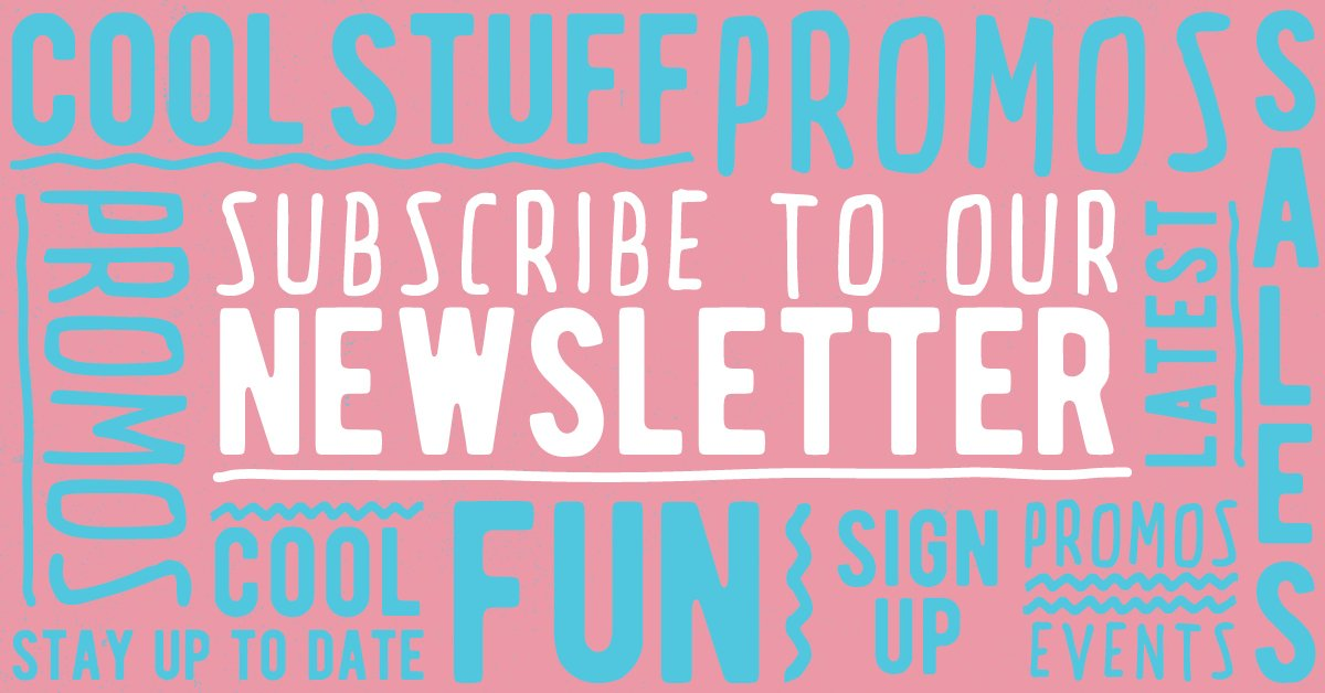 Have you subscribed?! 💌📮💌📮💌 https://t.co/71VJck76lM
