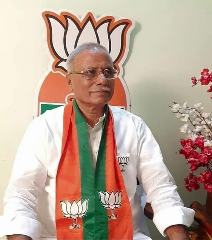 सिवनी बालाघाट संसदीय क्षेत्र भाजपा प्रत्यासी आदरणीय भाई साहब डॉ.ढालसिंग बिसेन जी को जीत की हार्दिक हार्दिक शुभकामनाएं💐