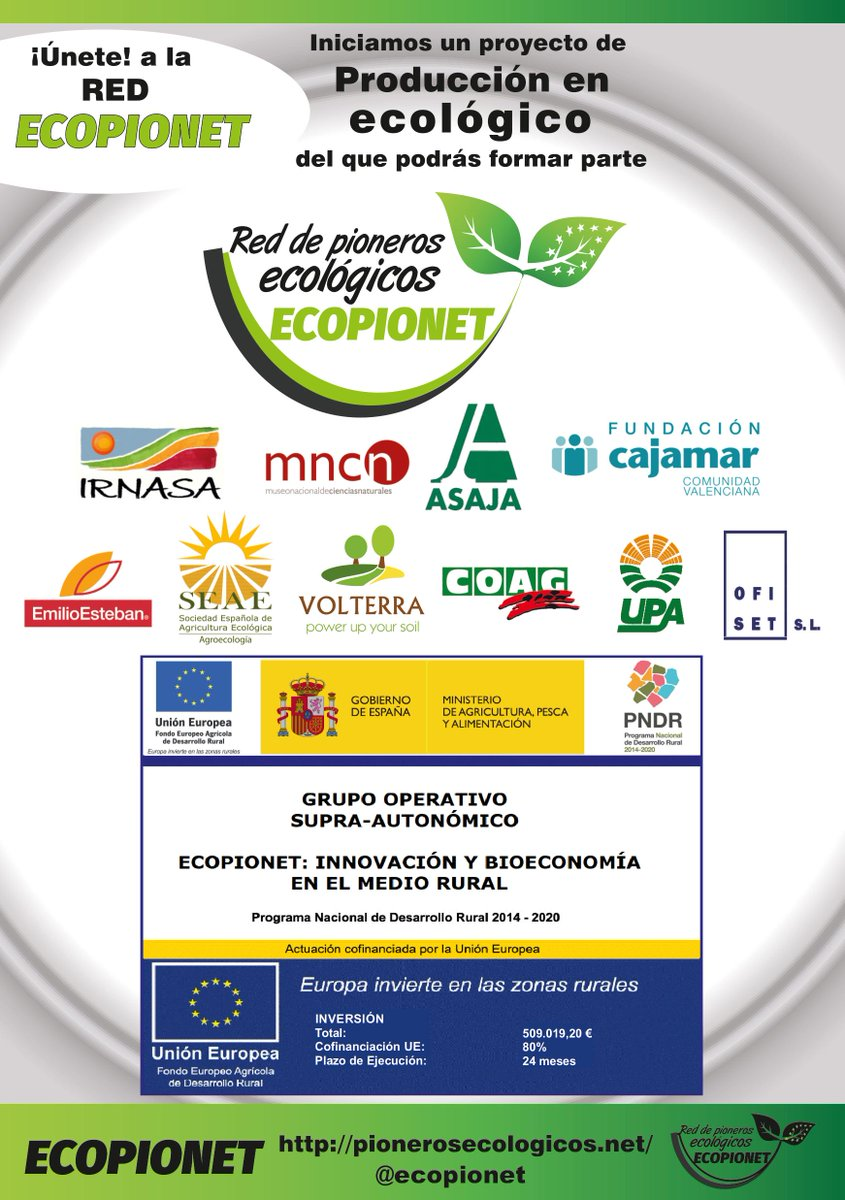 Nuevo taller de #Ecopionet el 4 de junio. Solicita tu plaza 👇👉https://t.co/dkHvt7GUO0 https://t.co/xczVkWqVAA