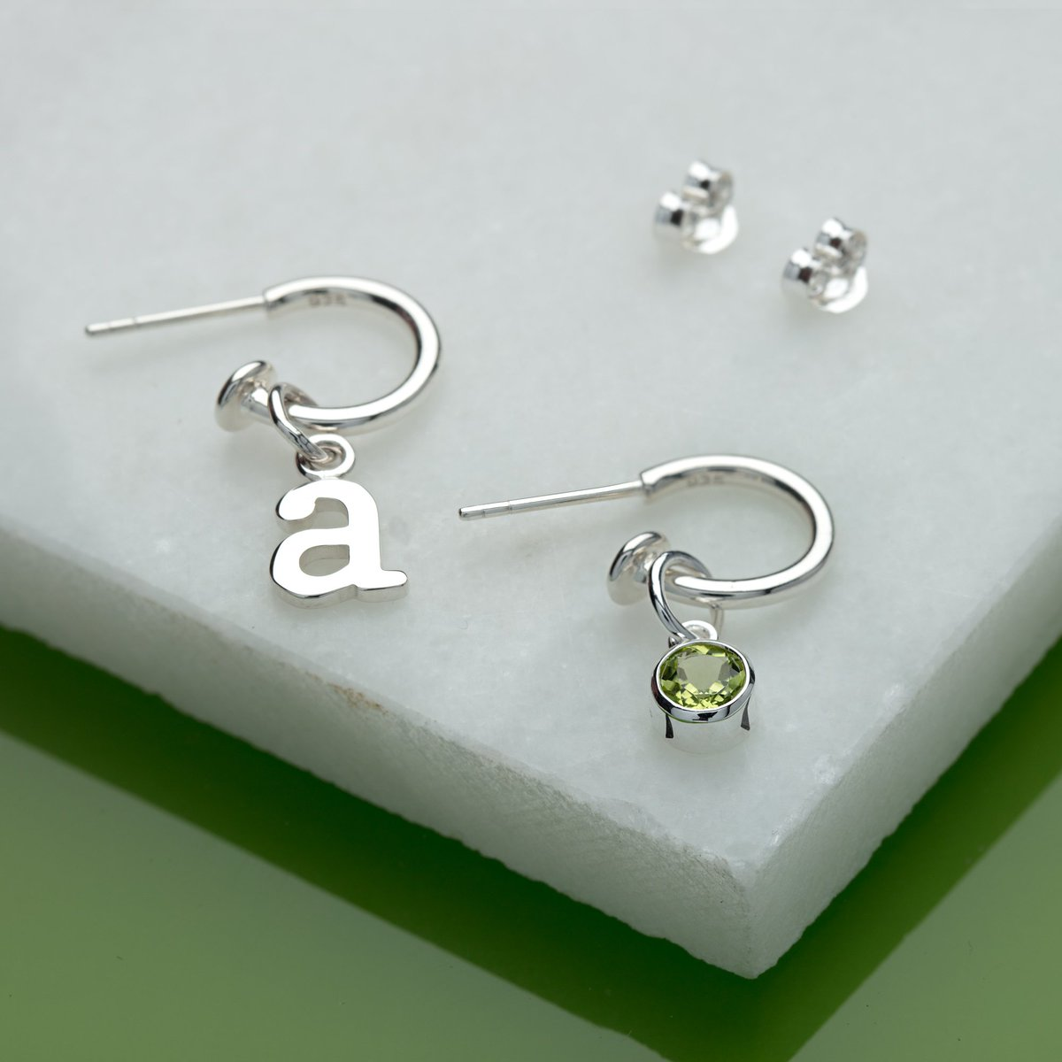 7313640ac ... charm for on trend, asymmetrical style! (May's birthstone is emerald)  An inspired birthday gift or treat for yourself! http://ow.ly/49hx50ulagQ  ...