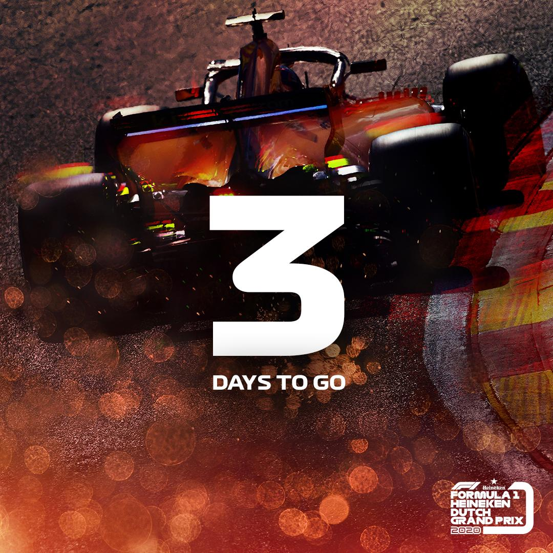 Will you take pole position to get tickets for the F1 Heineken Dutch Grand Prix 🏎️? Register yourself from Monday the 27th of May on the website 👉 dutchgp.com! #DutchGP