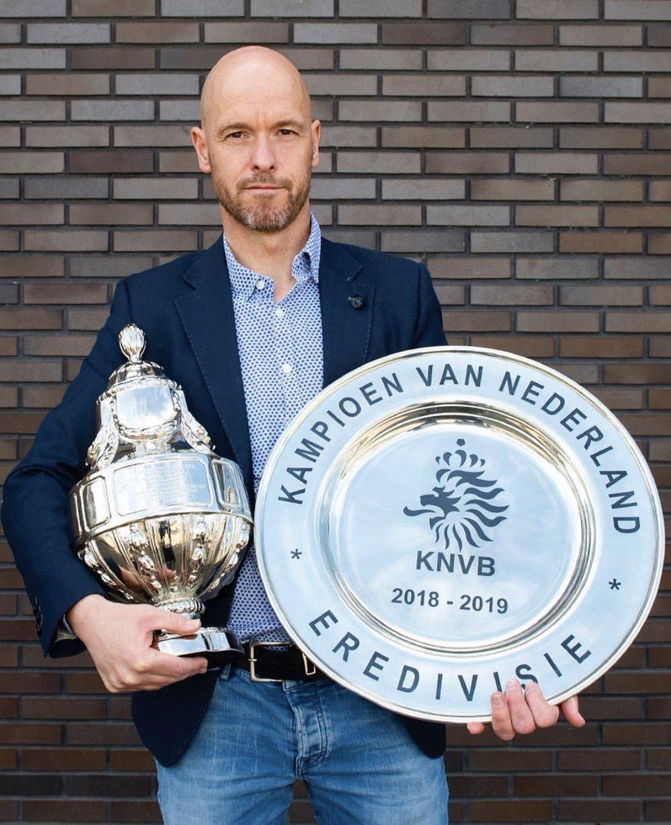 Het is echt over...dit draadje wil ik gaan vullen met de mooiste foto's van een meer dan bijzonder seizoen #Ajax