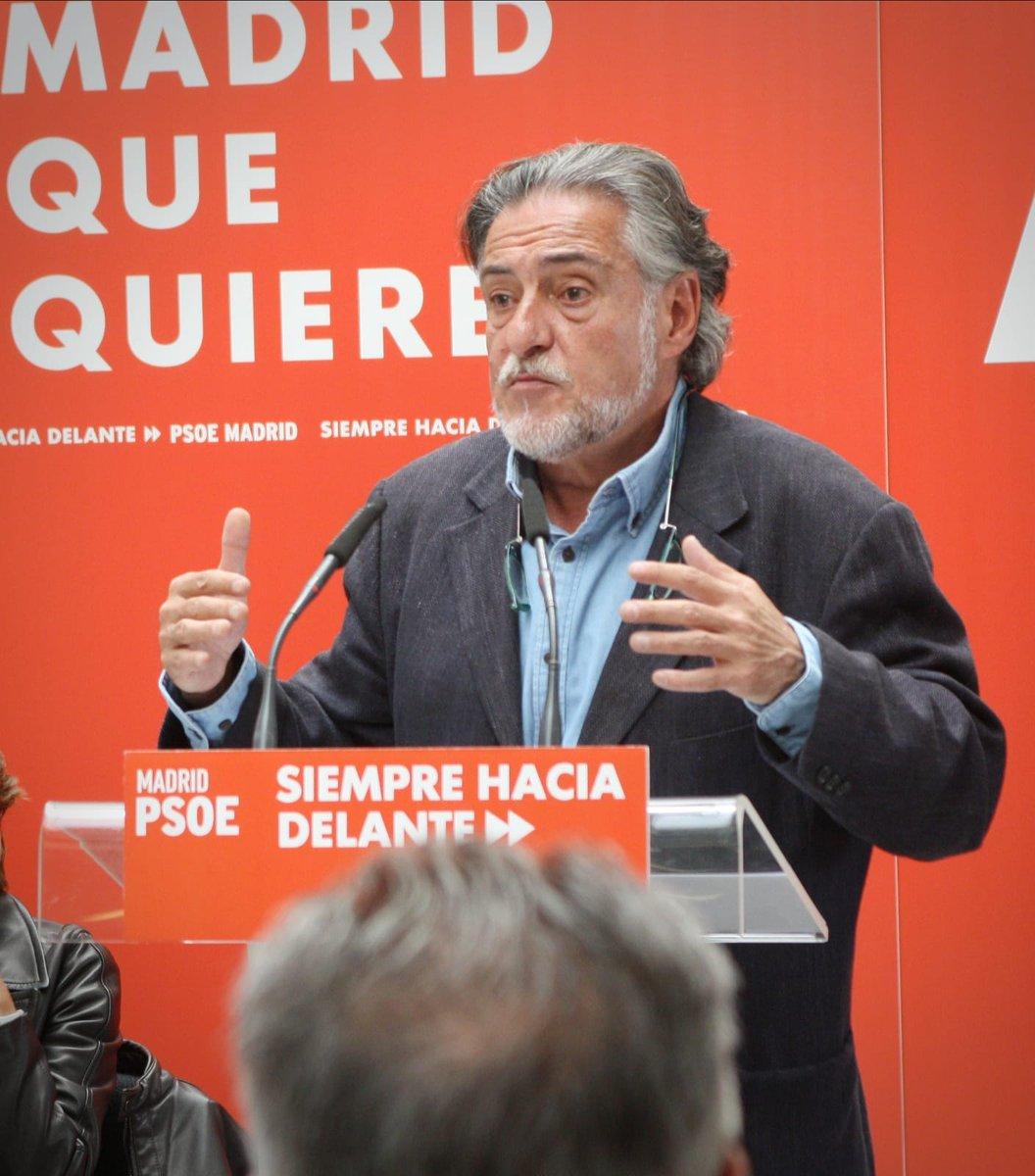 🏀 ¡Hablamos ya con el ex seleccionador PEPU HERNÁNDEZ, candidato a la Alcaldía de Madrid! 🔴