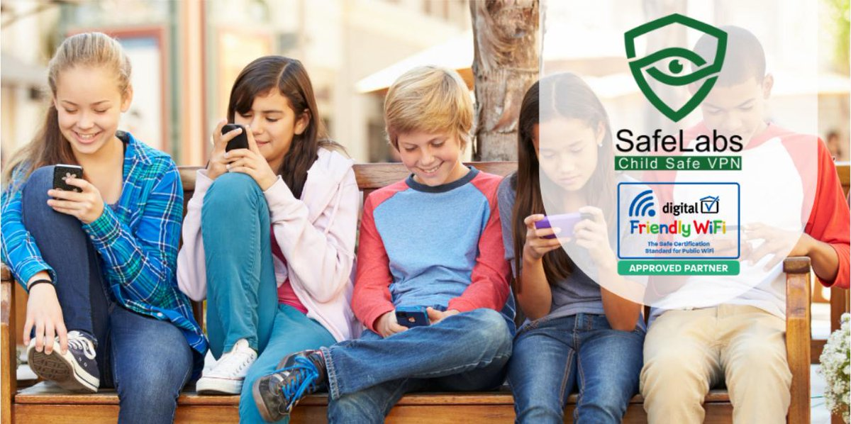 Using VPN technology to help protect your kids - want to understand more, read our blog in partnership with @_safelabs #wifi #parenting #onlinesafety http://ow.ly/zAht30oMkYo