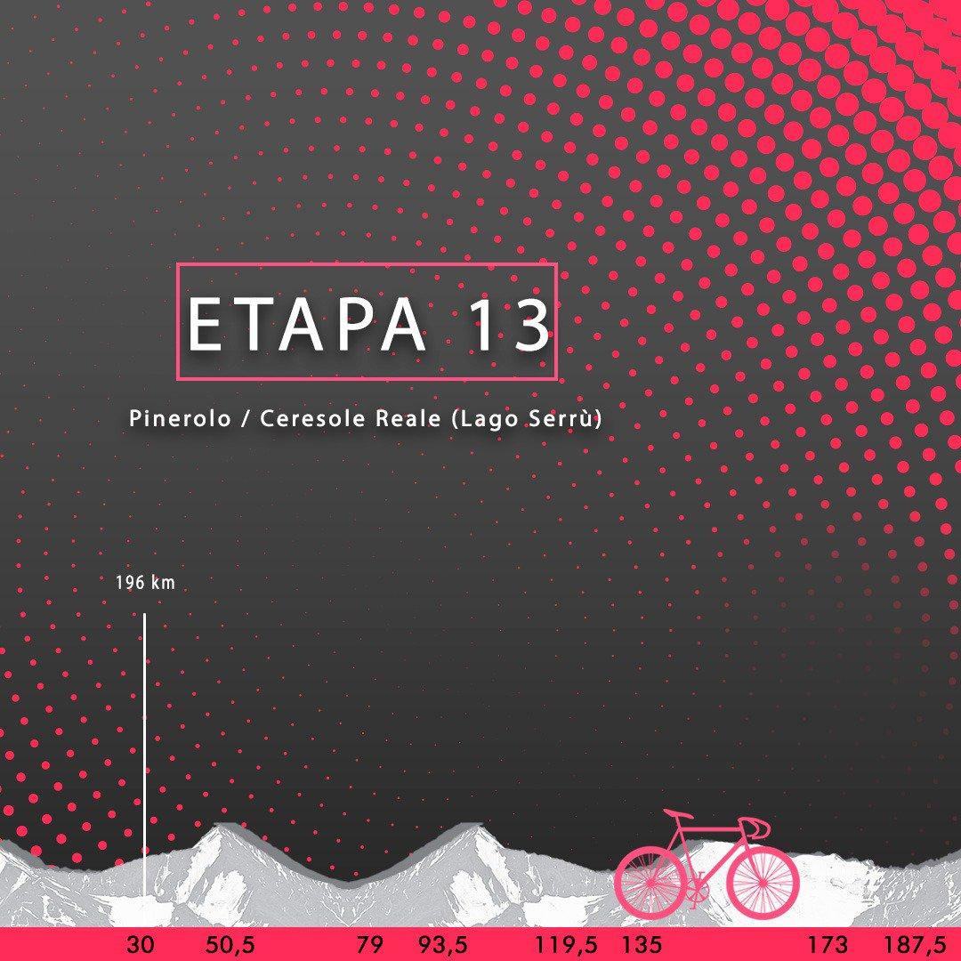 #VamosEscarabajos Conéctese ya con @BiciGoga, @santiagoboter13 y @jhonjaimeosorio y vea a los cinco colombianos en la etapa 13 del Giro de Italia. EN VIVO >>> http://elgiroporcaracol.com