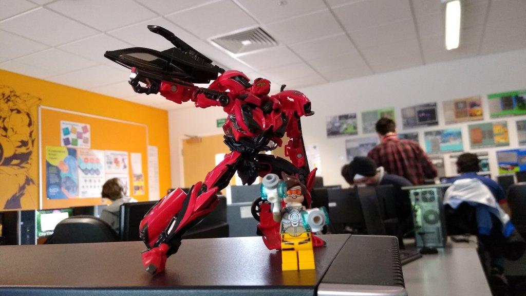 Same as Wednesday #deskbot