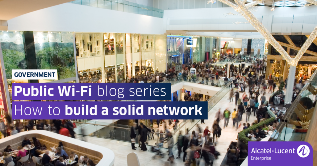 Building a solid public #WiFi network foundation is critical for providing the quality connectivity users expect. Read the @ALUEnterprise expert guide to find out how. http://bit.ly/2X6lwpk