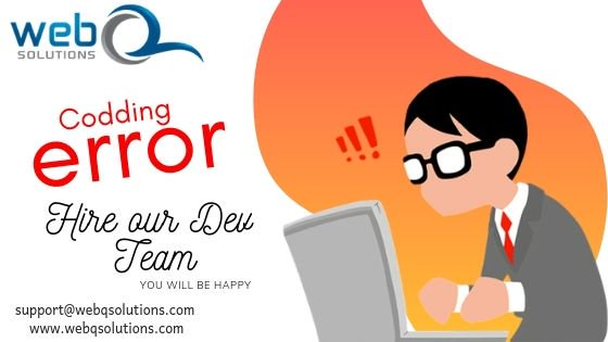 Finding an error in your code? Can't solving it. #websitedevelopment #freelancer #business #starup