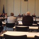 Image for the Tweet beginning: Wichtige Anhörung von @HaertelThomas und