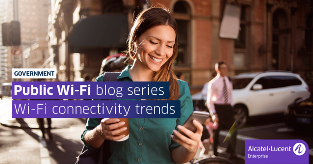 Public wifi trends: free and accessible #wifi are essential public services, not only for people but also for #smart objects. http://bit.ly/2X4hUns
