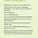 Image for the Tweet beginning: ELECCIONES 26M 💚  Esta noche a