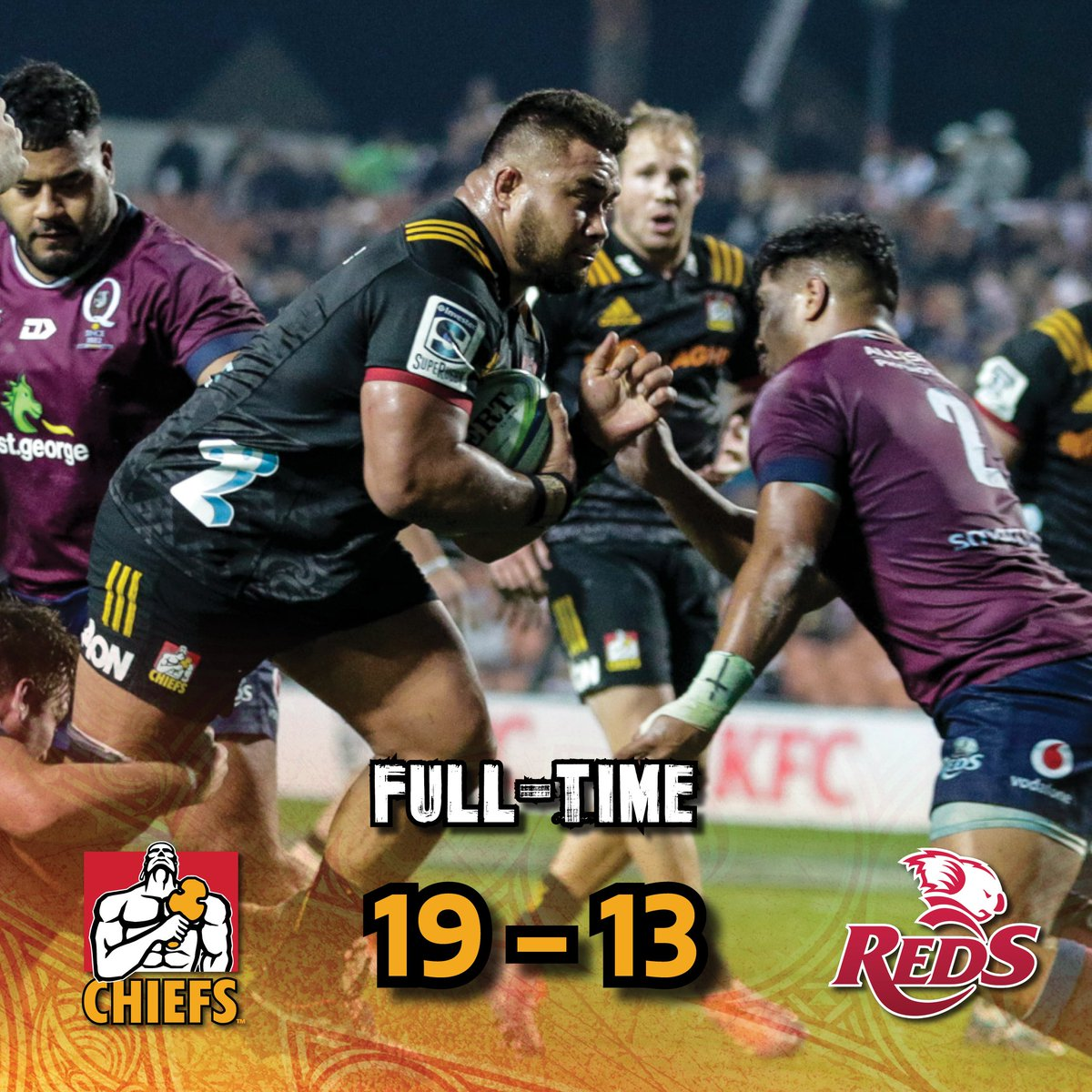 Gallagher Chiefs's photo on #chivred