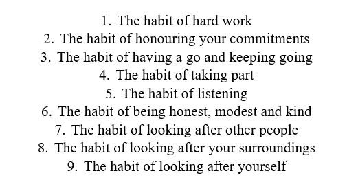 Here they are all together - the nine habits for ECS Prep pupils! #ECSHabits https://t.co/KXHZq7UqlE