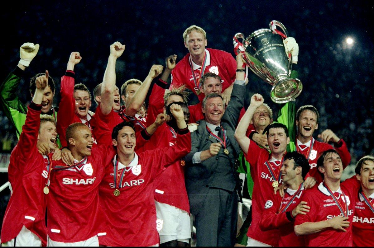 #Treble99 xG breakdown: Manchester United v Bayern Munich, 1999 Champions League final  in association with @StatsBomb  https://ind.pn/2HMvx4s