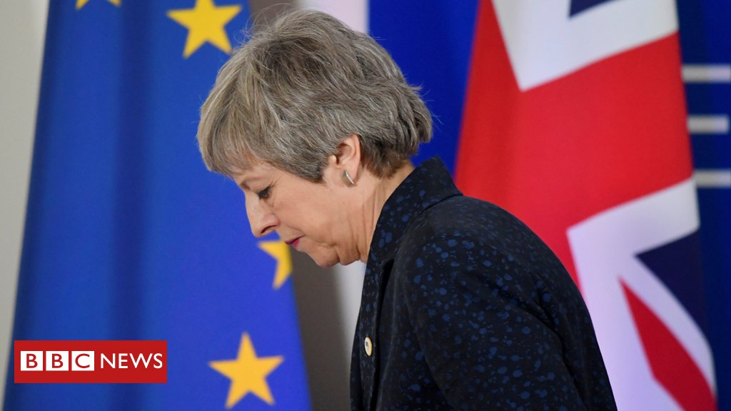 The Theresa May story: The Tory leader brought down by #Brexit http://bbc.in/2W3qQNJ