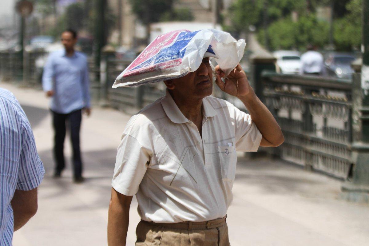 انكسار الموجة الحارة غدًا وانخفاض الحرارة 6 درجات .. والعظمى بالقاهرة 36http://www.youm7.com/4255303