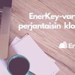 Image for the Tweet beginning: Tänään EnerKey-vartissa keskusteltiin energiatehokkuudesta jäähdytyskaudella.