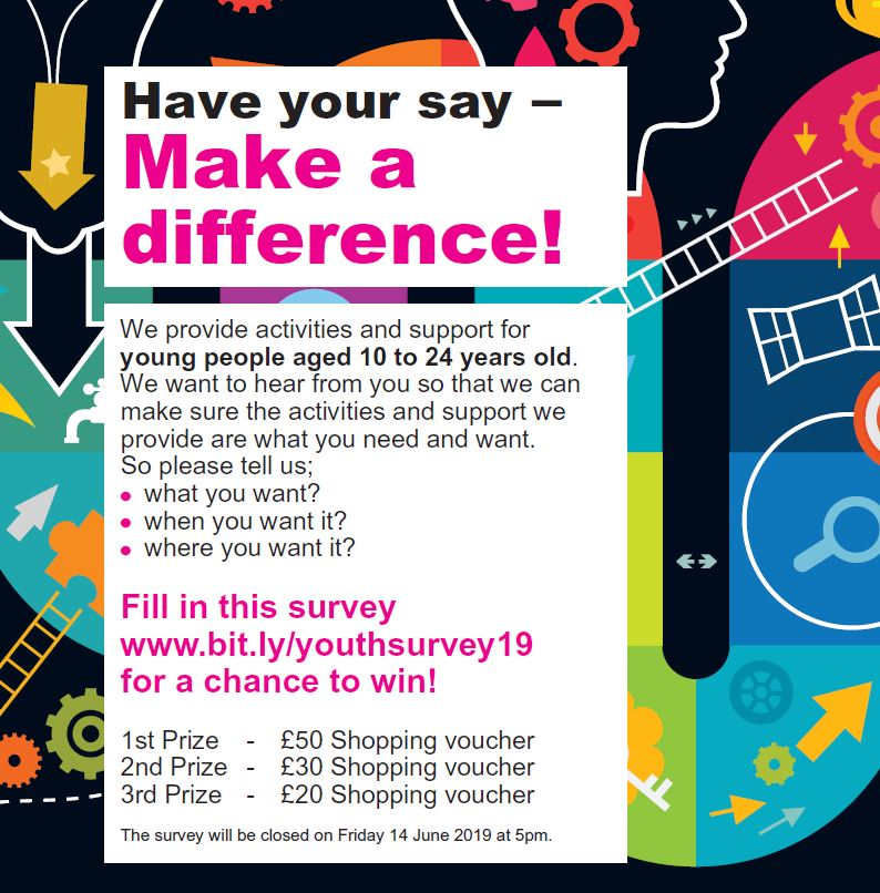 31ba0c4a92 @Hullccnews are asking for your thoughts on the activities they provide for  young people. Have your say about what you'd like to see by taking their  survey ...