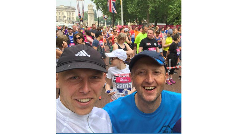 On Sunday 26th May and Monday 27th May, Ian Wells and his father in law Norman, will take on the challenge of running two 10k's in two days.  @QPRNORM #pembridgehospice #lifetothefullest  Read Ian and Norman's story below //t.co/DHUsLrgH6v