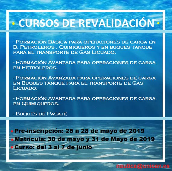 Calendario Examenes Unican Derecho.Ets Nautica Santander Nauticauc Twitter