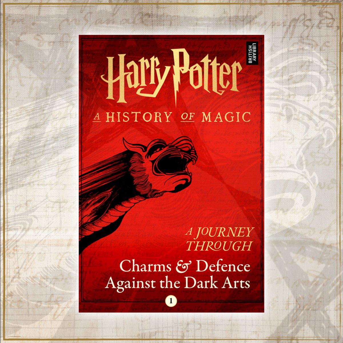 【魔法世界相關】J.K. 羅琳今天公開了四本哈利波特系列的新書!