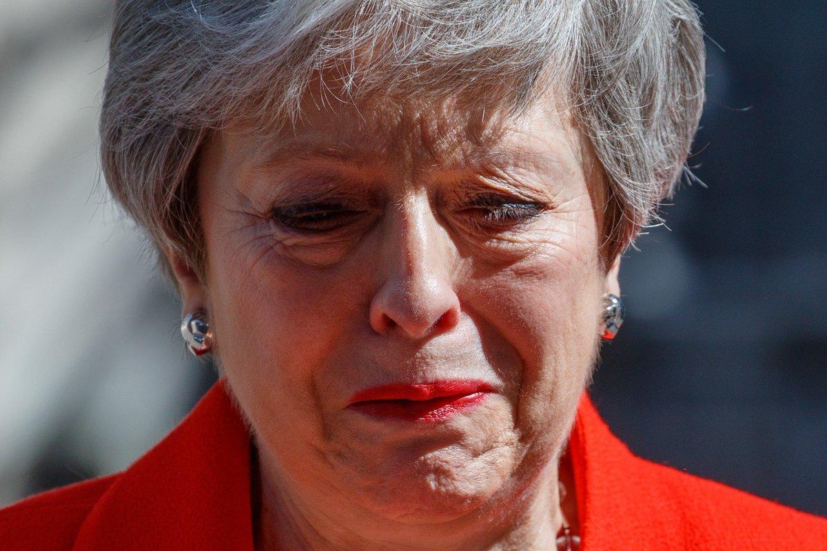 #Ampliación Theresa May anuncia su dimisión; reconoce incapacidad para lograr acuerdo del Brexit http://bit.ly/2W1xhkm