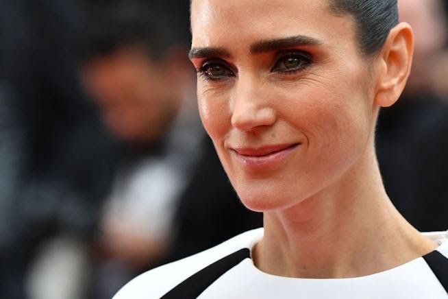 Mrs Connelly ❤  #jenniferconnelly #photography #photooftheday #cannes2018 #beauty #glamour