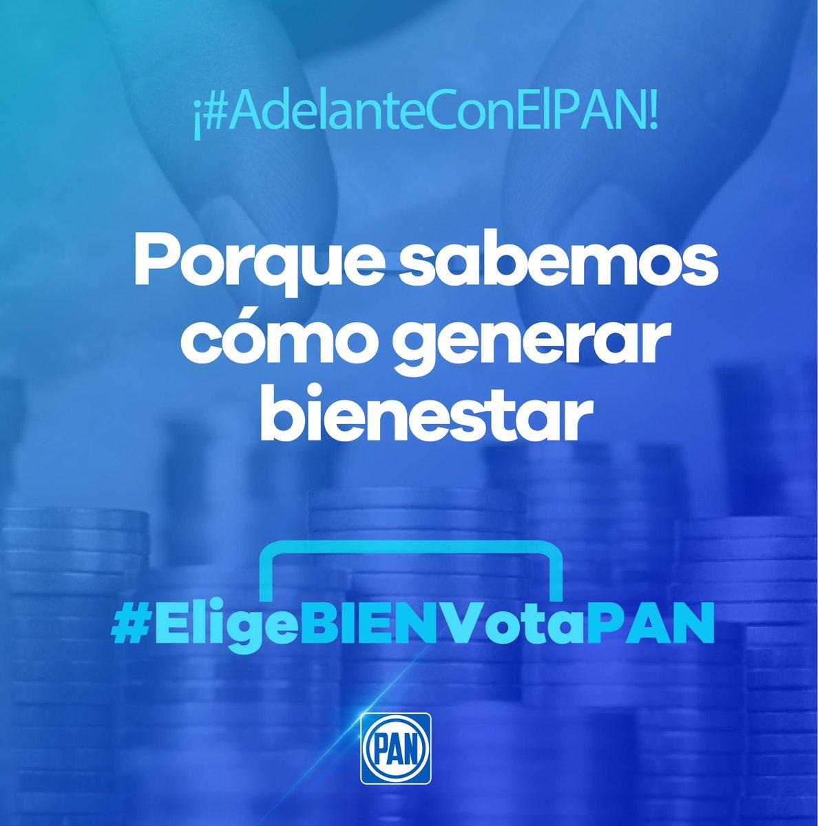 En Chiapas estamos seguros que el #PAN ganará la mayoría en el Congreso de Quintana Roo, pues son los que tienen las mejores propuestas para el desarrollo y la seguridad de las y los ciudadanos. Por eso, este 2 de junio #EligeBIENvotaPAN   @AccionNacional @PANQR