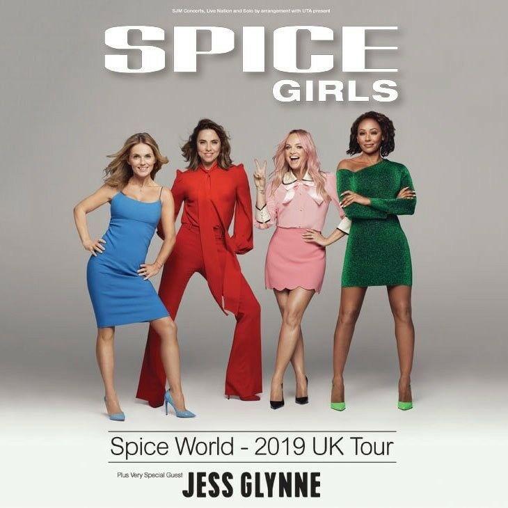 Give me an offer for 4 #SpiceGirls tickets for Fri 31st May - I can no longer go. Please message me if you are interested.  #spicegirls #spicegirlsreunion #Spicegirls #spicegirlsforever #spicegirlslive #spicegirls4ever #spicegirlsreuniontour #SpiceGirlsCollection #SpiceGirlsTour https://t.co/08ByHj8rfx