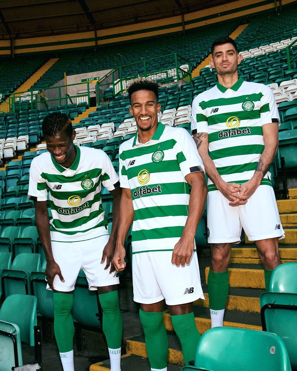 c284187fa76 Celtic Football Club and New Balance UK