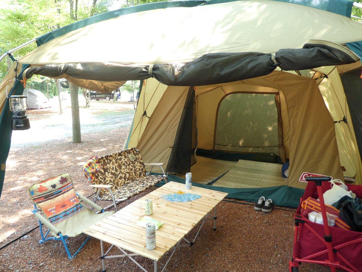 今年の3月に転職したのに、今年も前の職場で毎年恒例のキャンプに呼んでもらえるそうです。ぼくと言うより、ぼくのテントが呼ばれてる感は否めない、、(笑)