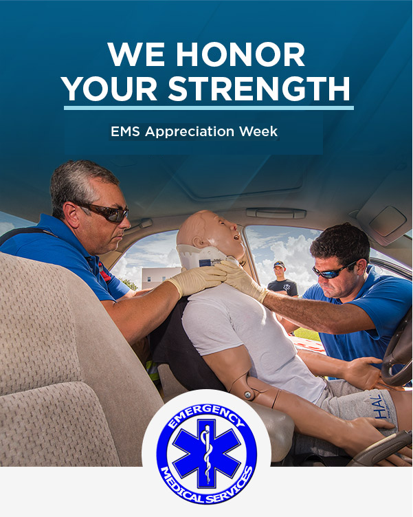 Join Gaumard in recognizing all the work #EMS, #FirstResponders, #EmergencyDoctors and #nurses do for #trauma patients.   #TraumaAwarenessMonth #EmergencyMedicine #NationalEMSWeek<br>http://pic.twitter.com/jumudmovsF