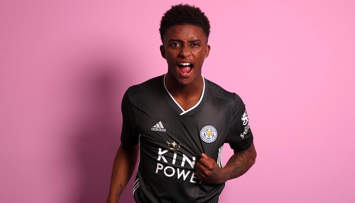 202757f833d Leicester City launch two away kits for the 2019 20 season  http