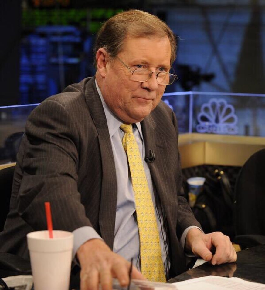 Today we remember our colleague Mark Haines, who passed away on this date, eight years ago.   @CNBC  @SquawkStreet<br>http://pic.twitter.com/KAPVkZhXXN