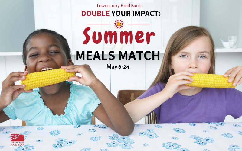 TODAY is the last day you can DOUBLE your impact, thanks to a matching gift from a generous donor, and help us feed our community this summer! Help us reach our $60,0000 goal today!   http:// ow.ly/IB5K50u2bTI  &nbsp;  <br>http://pic.twitter.com/k9eUJLlovp