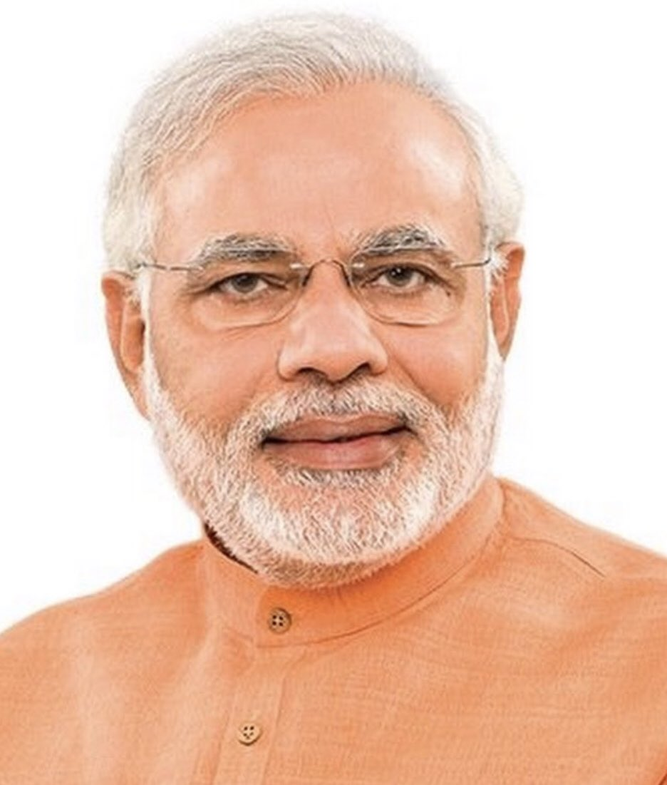 Congratulations to Prime Minister Sh @narendramodi Ji for the massive victory of @BJP4India in #LokSabhaEelctions2019  ...it's an example of as to how a single man's determination,energy,honesty & credibility can bring about huge changes...we are fortunate to have a leader as You