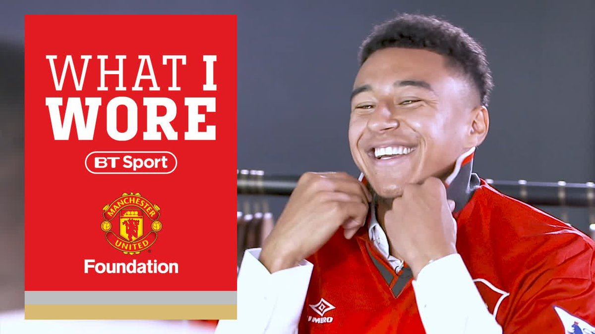 What I Wore: @JesseLingard 🔥  🔴 Born a Red 🦁 Southgate's waistcoat 🕺 Emirates dancefloor  Every football shirt means something...  #WIW