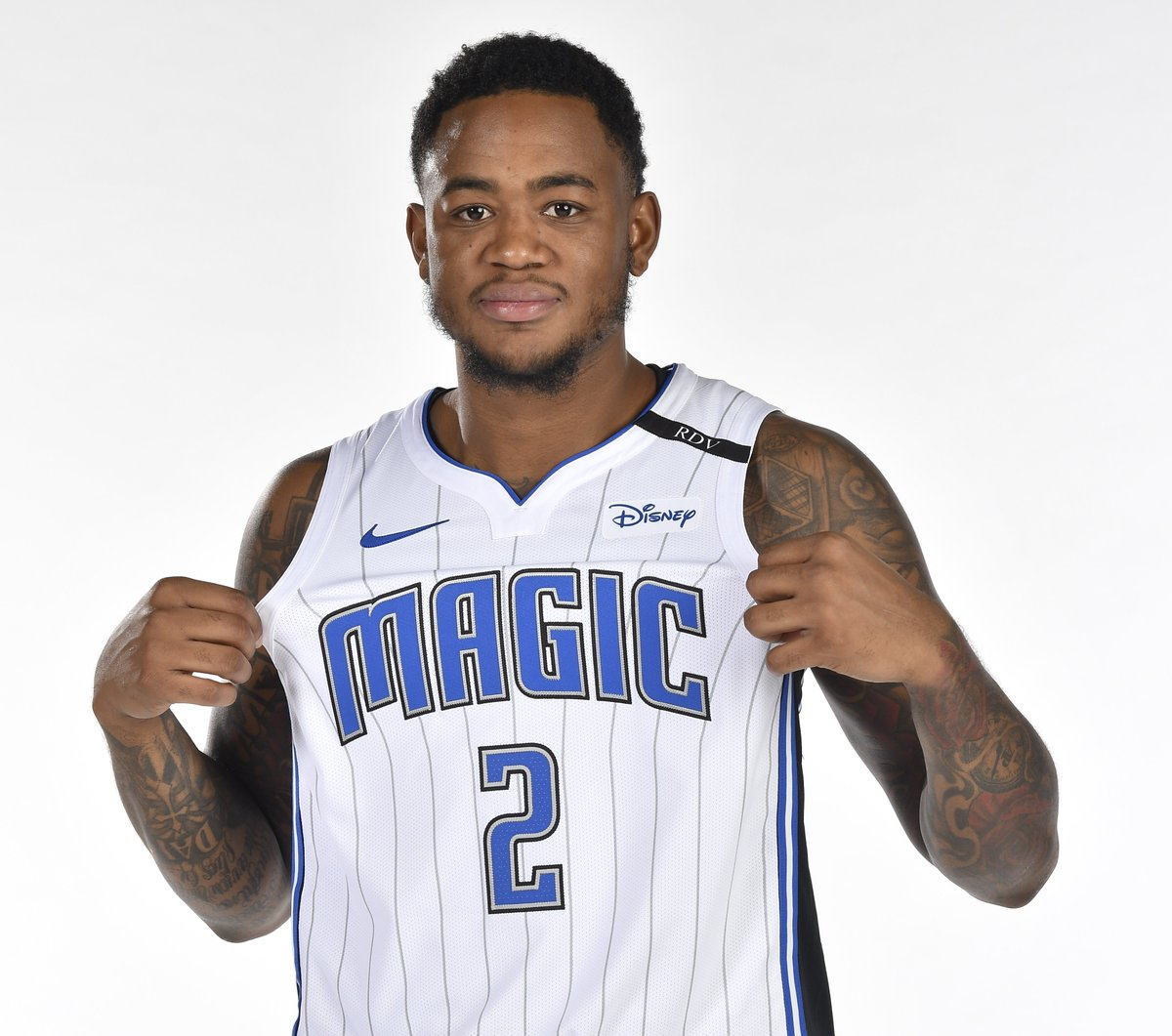 Join us in wishing @MartinJarell of the @OrlandoMagic a HAPPY 25th BIRTHDAY! #NBABDAY #PureMagic