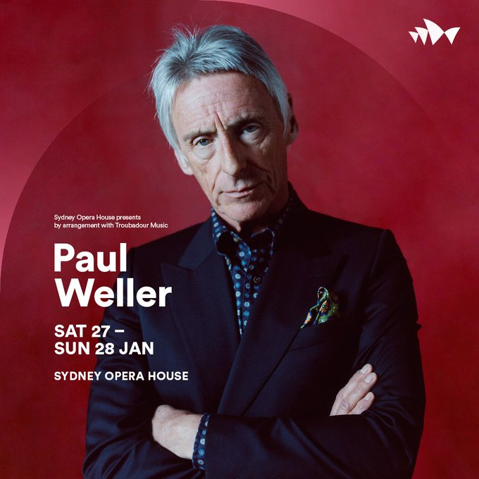 "May 25:Happy 61st birthday to singer,Paul Weller(""Peacock Suit\"")"
