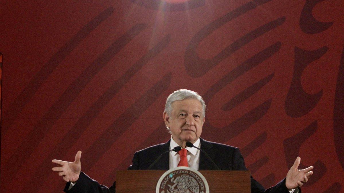 #EnVivo Inicia la conferencia matutina de López Obrador http://bit.ly/2VGiDKW