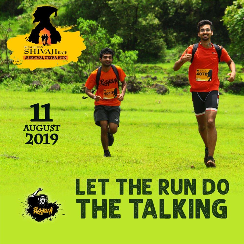 To register: http://bit.ly/2POnKH5 or call us at 09623688883  #Ruggedian #Kolhapur #ShivajiRaje #StrongBreed #RuggedCulture #Panhala #TrailRun #MonsoonTrailRun #Trailrun #Marathon #Runnersworld #Running #Run #Runnerpic.twitter.com/wRosJEJWKM