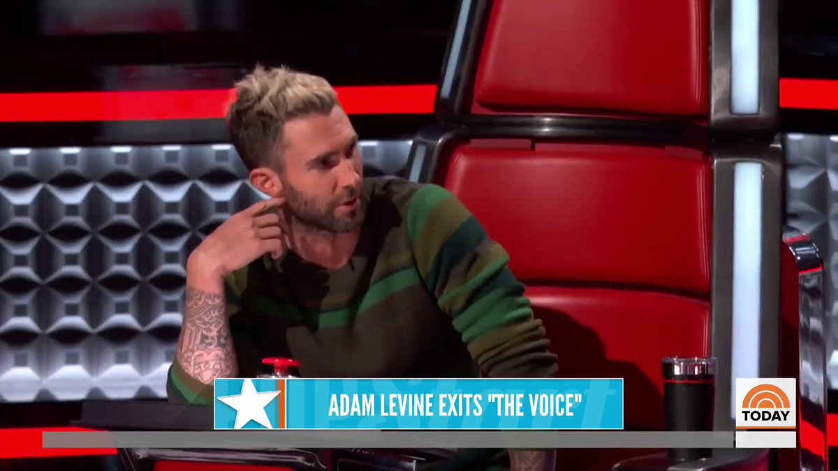 The Voice: Adam Levine leaving as a judge on The Voice; Gwen Stefani joins 17th season coach list for 2019-2020 season