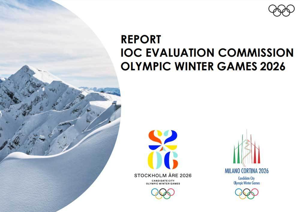 test Twitter Media - #IOC Evaluation Report Highlights Use Of New Reforms But Cautions Work Needed To Keep 2026 Olympic Winter Games Cohesive #MilanoCortina2026 #StockholmÅre2026 https://t.co/MsZ4Z4aIyV https://t.co/TzNBklHWdY
